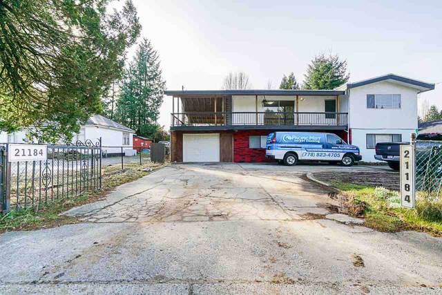 21184 Dewdney Trunk Road, Maple Ridge, BC V2X 3E9 (#R2541732) :: RE/MAX City Realty