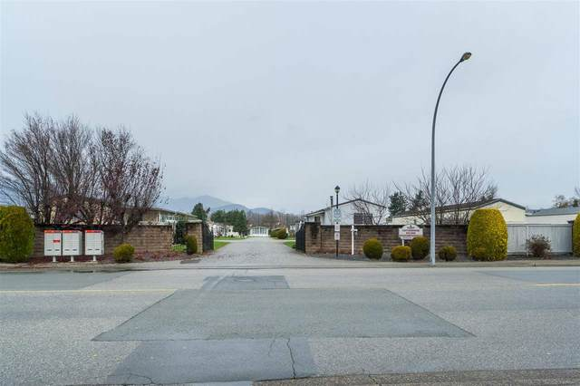 7610 Evans Road #12, Chilliwack, BC V2R 2T4 (#R2541766) :: RE/MAX City Realty