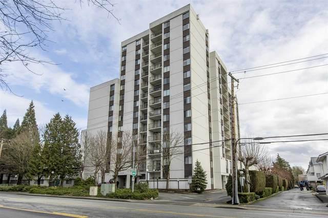 7100 Gilbert Road #503, Richmond, BC V7C 5C3 (#R2541786) :: Macdonald Realty