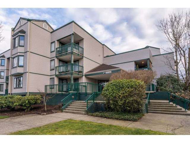 20454 53 Avenue #205, Langley, BC V3A 7S1 (#R2541788) :: RE/MAX City Realty