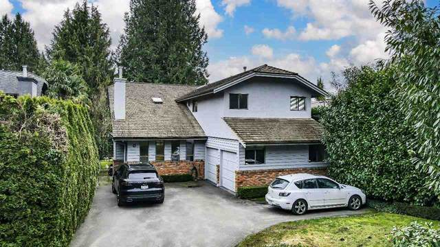 4428 Marine Drive, West Vancouver, BC V7W 2N9 (#R2541834) :: RE/MAX City Realty