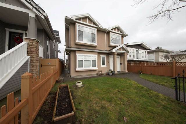 331 E 38TH Avenue, Vancouver, BC V5W 1H5 (#R2541840) :: Macdonald Realty