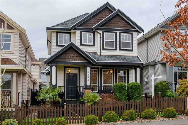6883 196 Street, Surrey, BC V4N 5Y9 (#R2541919) :: RE/MAX City Realty