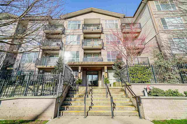 2343 Atkins Avenue #304, Port Coquitlam, BC V3C 1Y7 (#R2541940) :: Ben D'Ovidio Personal Real Estate Corporation | Sutton Centre Realty