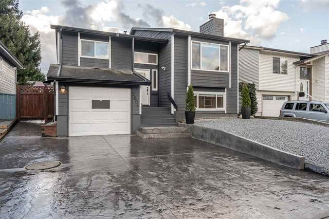 2604 Harrier Drive, Coquitlam, BC V3E 2A9 (#R2541943) :: RE/MAX City Realty