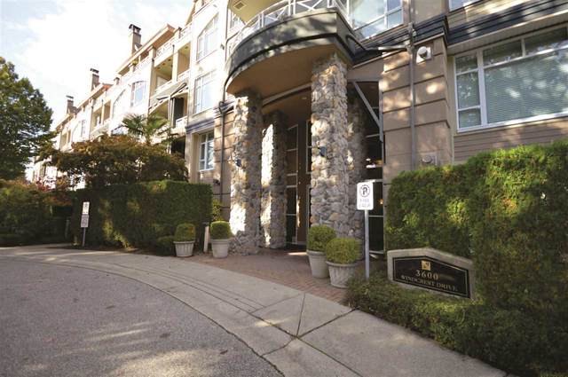 3600 Windcrest Drive #502, North Vancouver, BC V7G 2S5 (#R2541948) :: Macdonald Realty