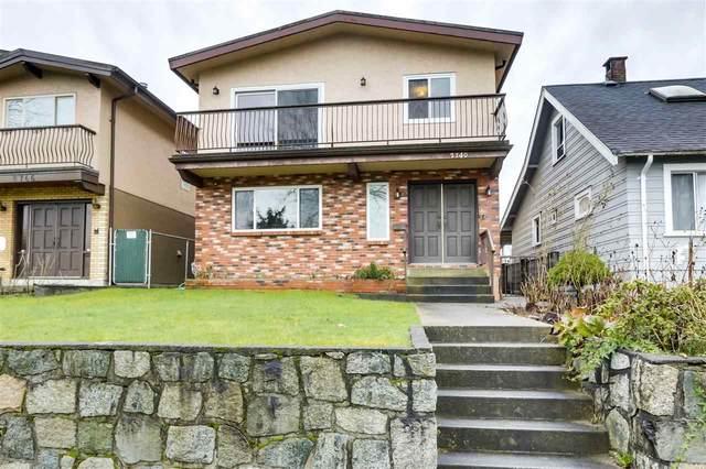 2740 Kitchener Street, Vancouver, BC V5K 3E1 (#R2541957) :: Macdonald Realty