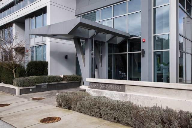 3333 Brown Road #812, Richmond, BC V6X 0P6 (#R2541985) :: RE/MAX City Realty