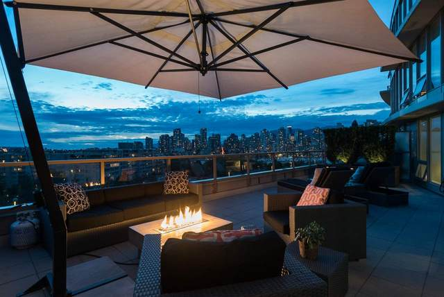 445 W 2ND Avenue #1110, Vancouver, BC V5Y 0E8 (#R2541990) :: RE/MAX City Realty