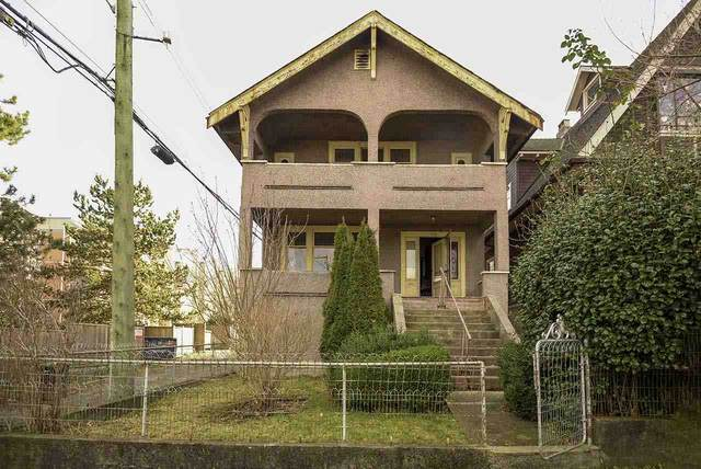 130 Garden Drive, Vancouver, BC V5L 4P4 (#R2541994) :: RE/MAX City Realty