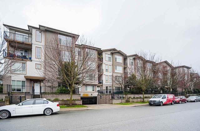 2343 Atkins Avenue #215, Port Coquitlam, BC V3C 1Y7 (#R2542020) :: Macdonald Realty