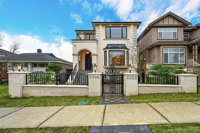 2352 Upland Drive, Vancouver, BC V5S 2B5 (#R2542050) :: Macdonald Realty