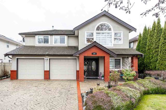 168 Spagnol Street, New Westminster, BC V3M 6T6 (#R2542151) :: RE/MAX City Realty