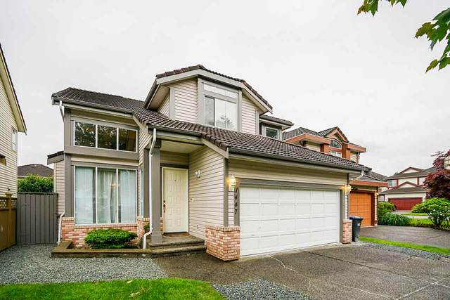 1447 Rhine Crescent, Port Coquitlam, BC V3B 7T2 (#R2542247) :: RE/MAX City Realty
