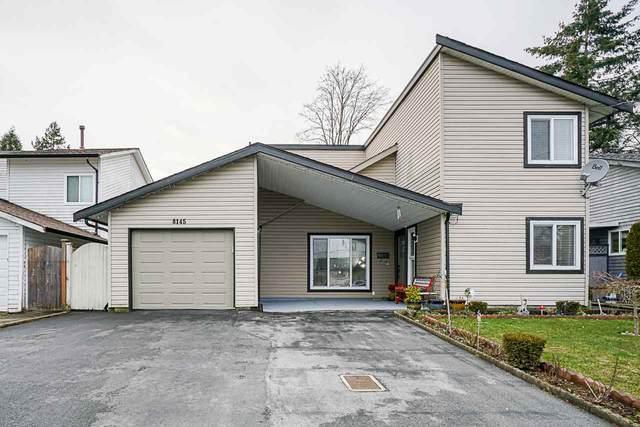8145 122A Street, Surrey, BC V3W 7G3 (#R2542267) :: Macdonald Realty