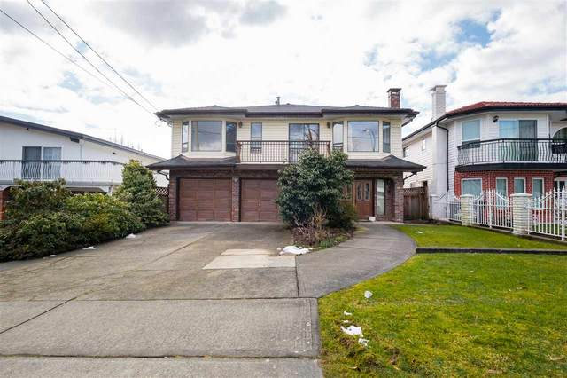 3854 Fir Street, Burnaby, BC V5G 2A7 (#R2542283) :: Macdonald Realty