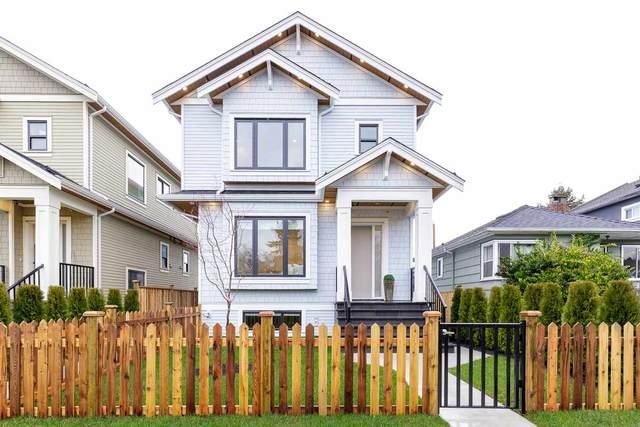 2763 Charles Street, Vancouver, BC V5K 3A6 (#R2542307) :: Macdonald Realty