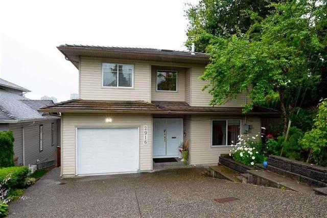 2916 Walton Avenue, Coquitlam, BC V3B 2W3 (#R2542313) :: RE/MAX City Realty