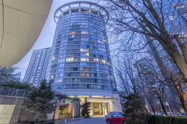 1288 Alberni Street #1803, Vancouver, BC V6E 4N5 (#R2542319) :: RE/MAX City Realty