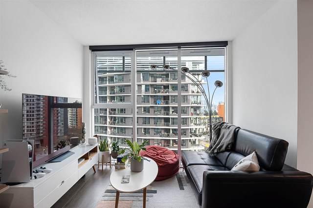 87 Nelson Street #1183, Vancouver, BC V6Z 0E8 (#R2542325) :: RE/MAX City Realty