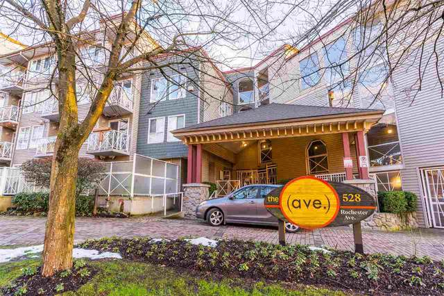 528 Rochester Avenue #518, Coquitlam, BC V3K 7A5 (#R2542347) :: RE/MAX City Realty