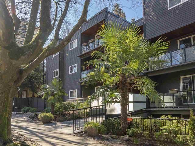 1550 Barclay Street #204, Vancouver, BC V6G 3B1 (#R2542349) :: RE/MAX City Realty