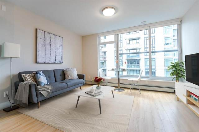159 W 2ND Avenue #622, Vancouver, BC V5Y 0L8 (#R2542355) :: Macdonald Realty