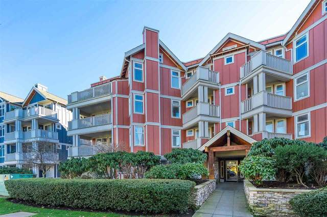 15368 16A Avenue #111, Surrey, BC V4A 1S9 (#R2542397) :: RE/MAX City Realty