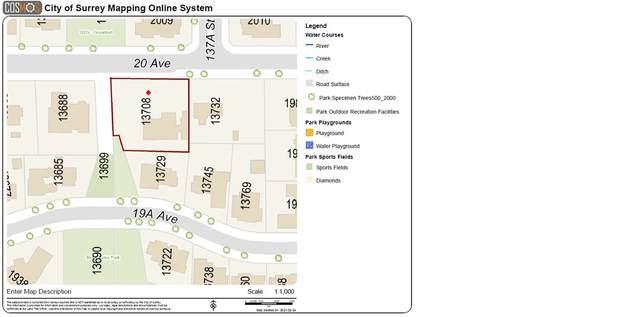 13708 20 Avenue, Surrey, BC V4A 1Z7 (#R2542405) :: RE/MAX City Realty