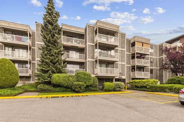 13525 96 Avenue #302, Surrey, BC V3V 1Y8 (#R2542423) :: Macdonald Realty