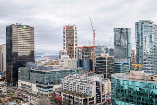 938 Smithe Street #2220, Vancouver, BC V6Z 3H8 (#R2542428) :: RE/MAX City Realty