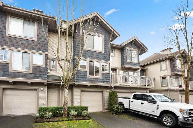 20761 Duncan Way #24, Langley, BC V3A 9L4 (#R2542459) :: RE/MAX City Realty