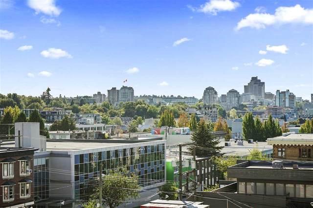 209 E 7TH Avenue #601, Vancouver, BC V5T 0H3 (#R2542491) :: RE/MAX City Realty