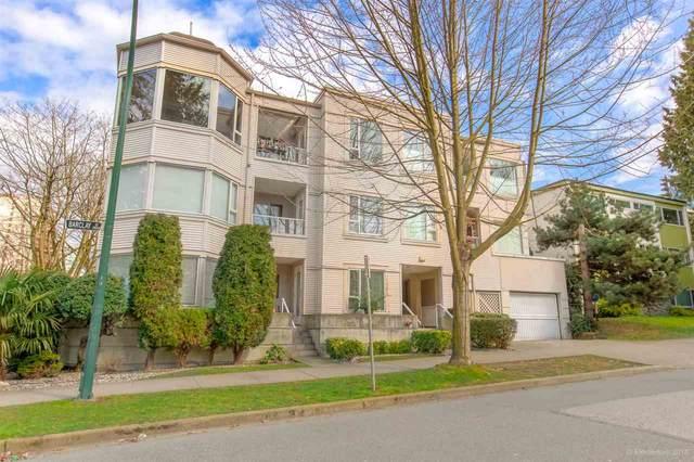 1595 Barclay Street #101, Vancouver, BC V6G 1J8 (#R2542507) :: RE/MAX City Realty