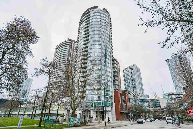 58 Keefer Place #2305, Vancouver, BC V6B 0B8 (#R2542508) :: RE/MAX City Realty