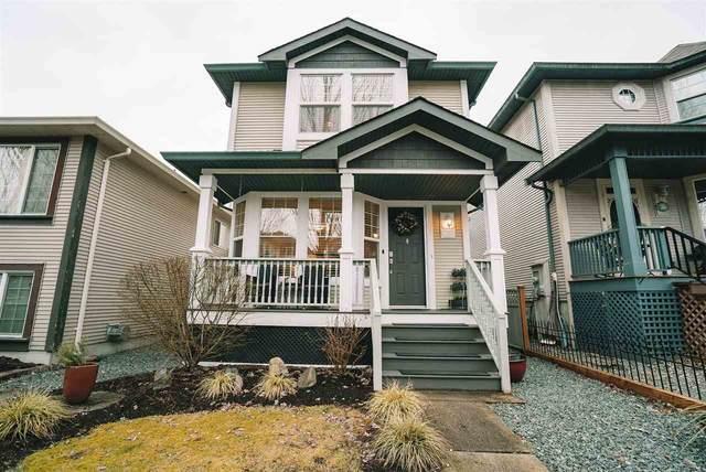 10078 243 Street, Maple Ridge, BC V2W 1X3 (#R2542527) :: Macdonald Realty
