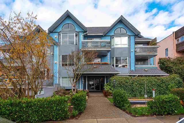 1729 E Georgia Street #405, Vancouver, BC V5L 2B3 (#R2542545) :: RE/MAX City Realty