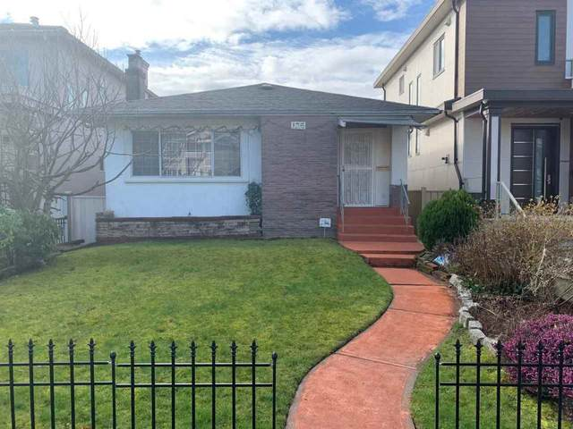 136 E 52ND Avenue, Vancouver, BC V5X 1G6 (#R2542557) :: RE/MAX City Realty
