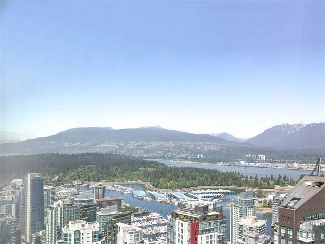 1151 W Georgia Street #5506, Vancouver, BC V6E 0B3 (#R2542572) :: RE/MAX City Realty