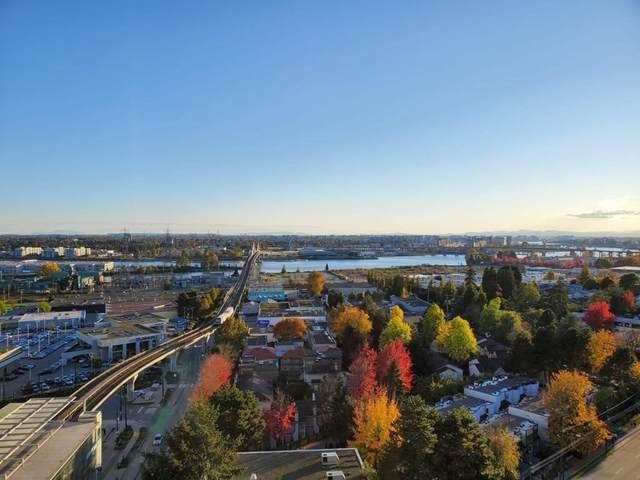 8189 Cambie Street #1608, Vancouver, BC V6P 0G6 (#R2542576) :: RE/MAX City Realty