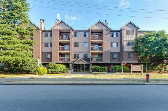 8500 Ackroyd Road #131, Richmond, BC V6X 3H8 (#R2542577) :: RE/MAX City Realty