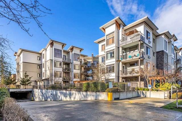 11887 Burnett Avenue #203, Maple Ridge, BC V2X 6P6 (#R2542612) :: RE/MAX City Realty