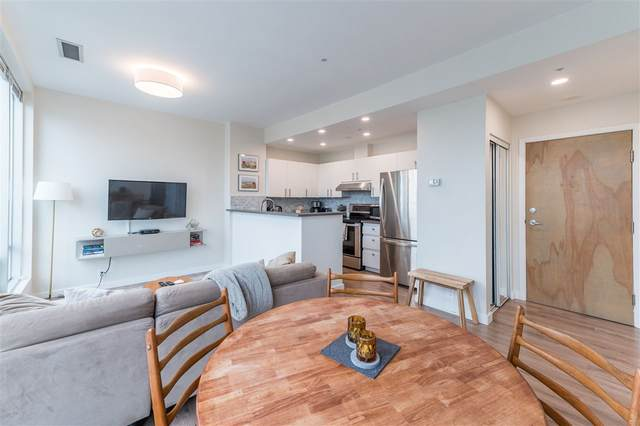 989 Nelson Street #1611, Vancouver, BC V6Z 2S1 (#R2542617) :: RE/MAX City Realty