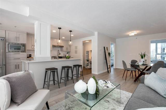 33 Smithe Street #609, Vancouver, BC V6B 0B5 (#R2542619) :: RE/MAX City Realty