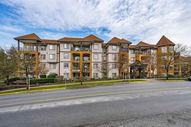 12207 224 Street #203, Maple Ridge, BC V2X 6B9 (#R2542688) :: Macdonald Realty