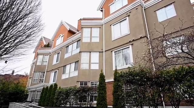 2505 E Broadway #302, Vancouver, BC V5M 1Y4 (#R2542711) :: Macdonald Realty