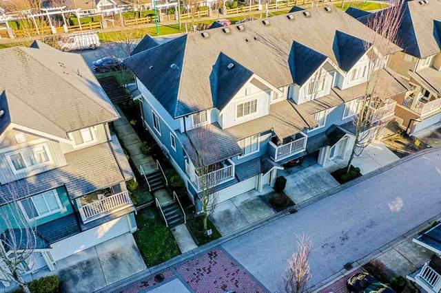 6575 192 Street #9, Surrey, BC V4N 5T8 (#R2542717) :: RE/MAX City Realty
