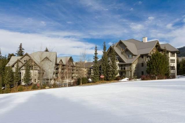 4800 Spearhead Drive #319, Whistler, BC V8E 1G1 (#R2542765) :: Initia Real Estate