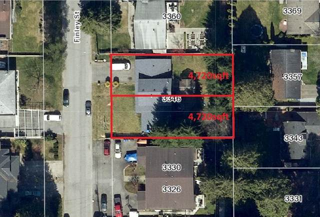 3346 Finley Street Lot 1, Port Coquitlam, BC V3B 3H2 (#R2542769) :: RE/MAX City Realty