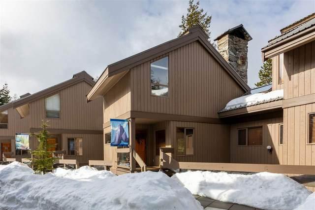 6117 Eagle Drive #203, Whistler, BC V0N 1B6 (#R2542778) :: Initia Real Estate